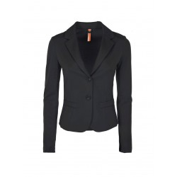 "BLAZER IMPERIAL ""ESSENTIAL"" POINT MILANAIS COLORIS NERO"